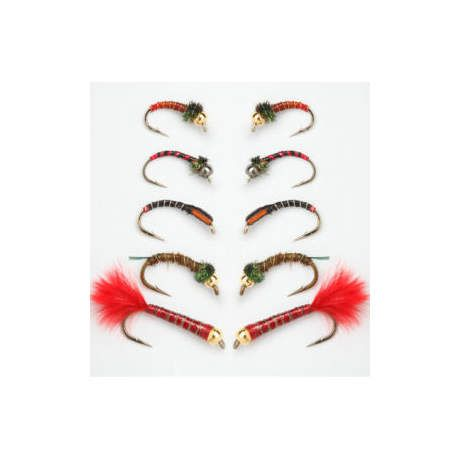 Stillwater Solutions Rowley's Chironomid Fly Assortment