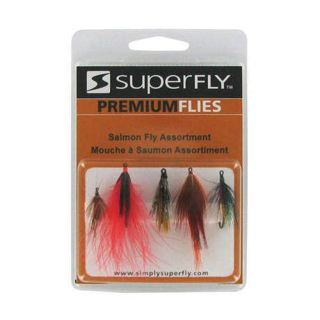 Superfly Premium Flies Salmon Assortment