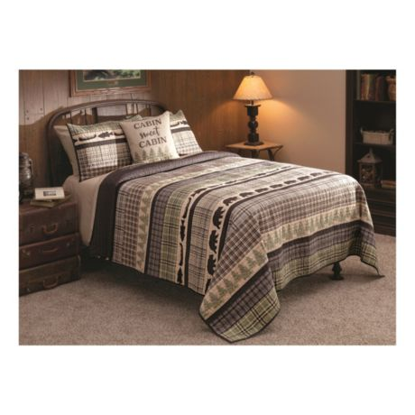 White River Berkshire Quilt Set