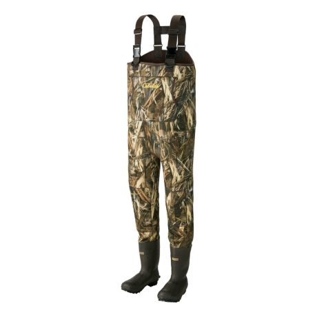 Cabela's Men's 5 mm Armor-Flex™ Chest Waders with Lug Soles