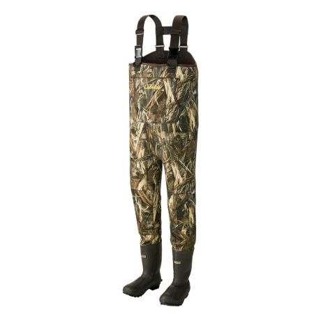 Cabela's Men's 5mm Armor-Flex™ Chest Waders with Lug Soles – Tall