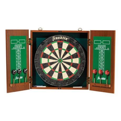 Franklin Sports Bristle Dartboard