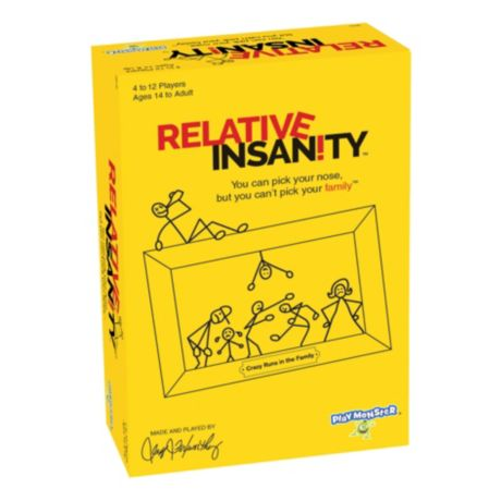 Relative Insanity Game Cabelas Canada