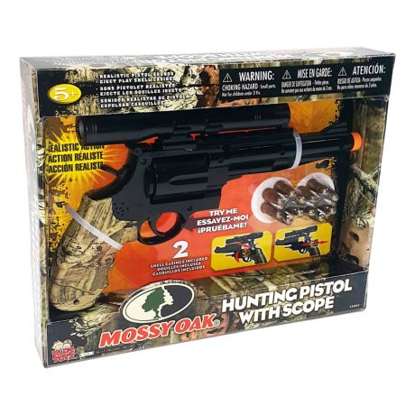 Mossy Oak® Hunting Pistol w/Scope