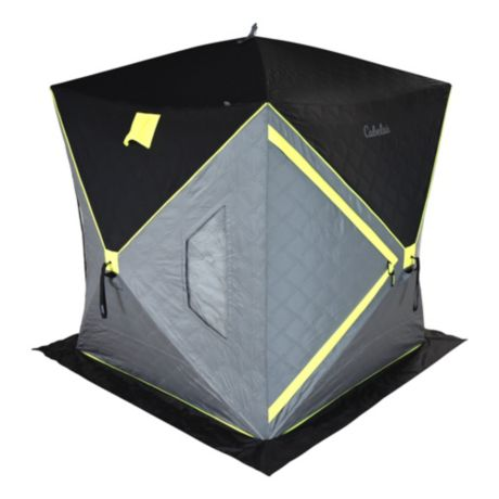 Cabela's 6x6 Thermal Hub Ice Shelter