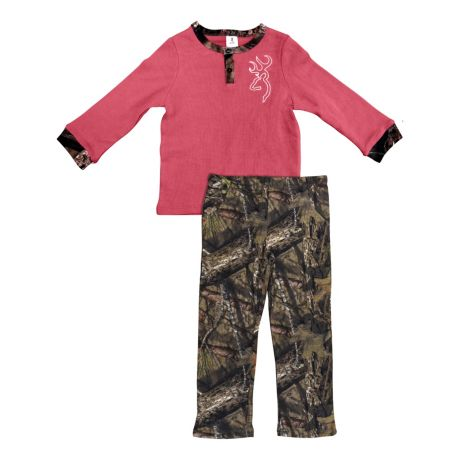 Browning® Infants'/Toddlers' Finch Set - Faded Rose