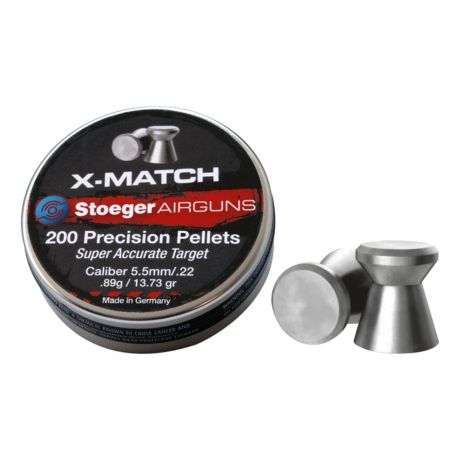 Stoeger X-Match Precision Pellets