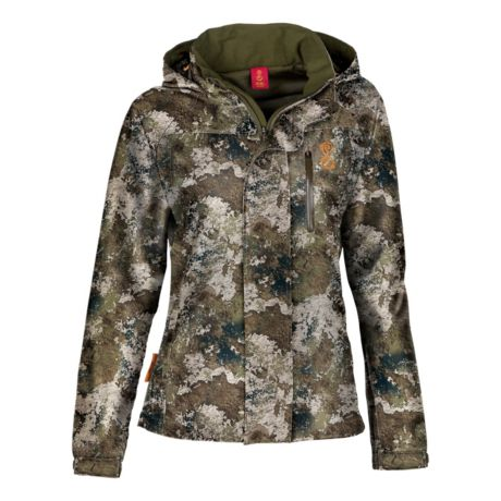 SHE® Outdoor Women's Performance Rain Jacket - Strata
