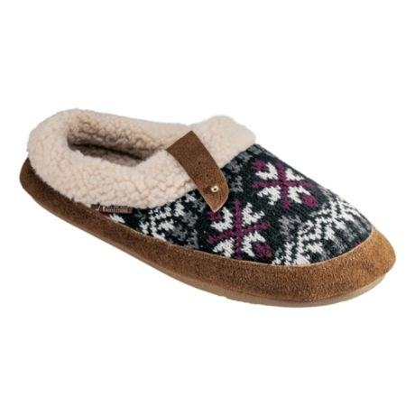 Natural Reflections® Women's Knit Slippers