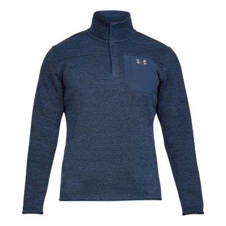 Under Armour® Men's Specialist 2.0 Long-Sleeve Henley Shirt - Academy