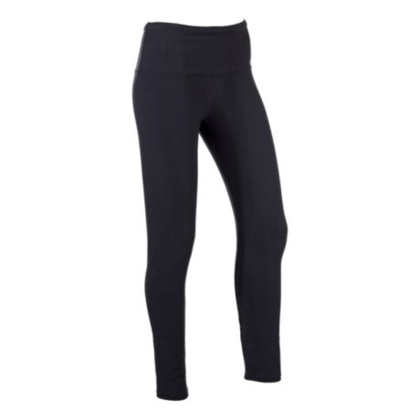 Natural Reflections® Women's Knit Leggings - Anthracite