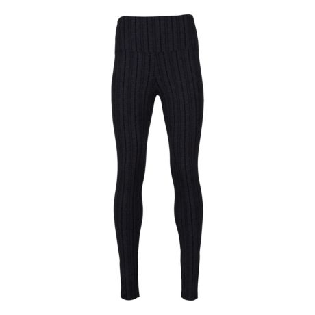 Natural Reflections® Women's Knit Leggings - Herringbone Print