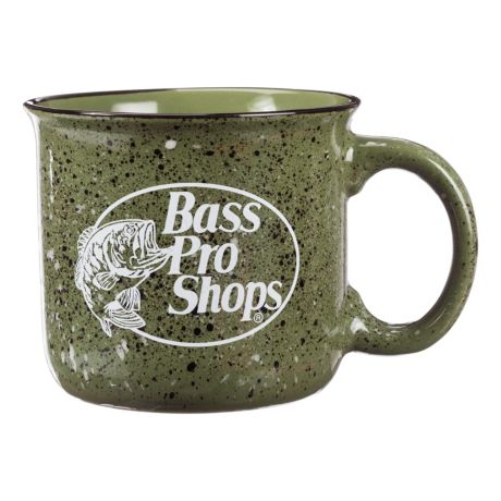 Bass Pro Shops Camp Mug - Moss Green
