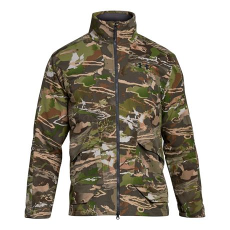 Under Armour® Men's Grit Jacket - Ridge Reaper Forest/Black