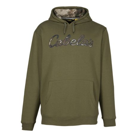 Cabela's Men's Game Day Hoodie - Olive