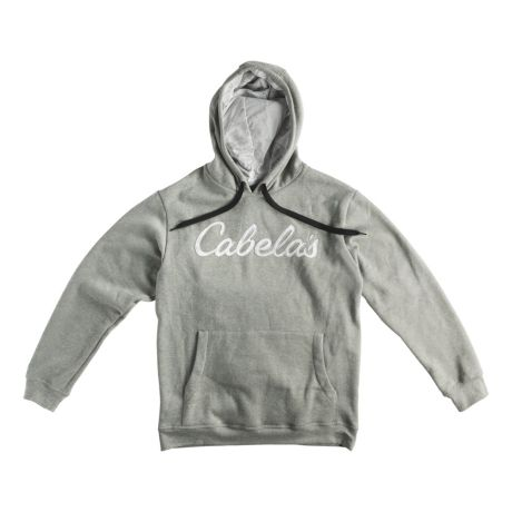 Cabela's Men's Game Day Hoodie - Smoke Heather