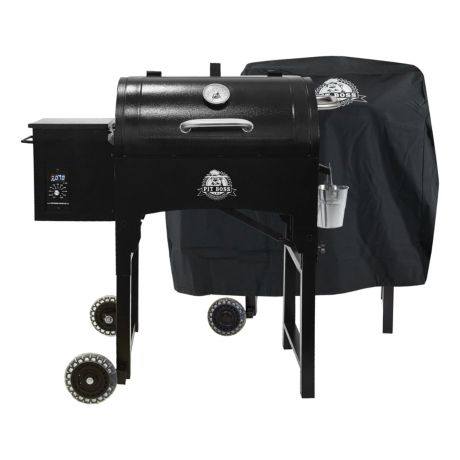 Pit Boss Tailgater Pellet Grill with Cover