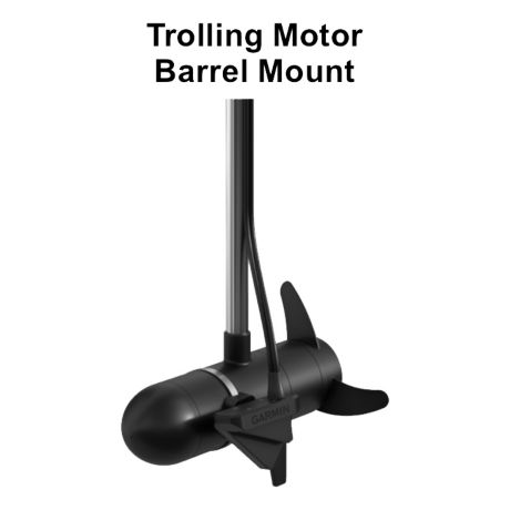 Garmin® Panoptix LiveScope™ System - Barrel Mount
