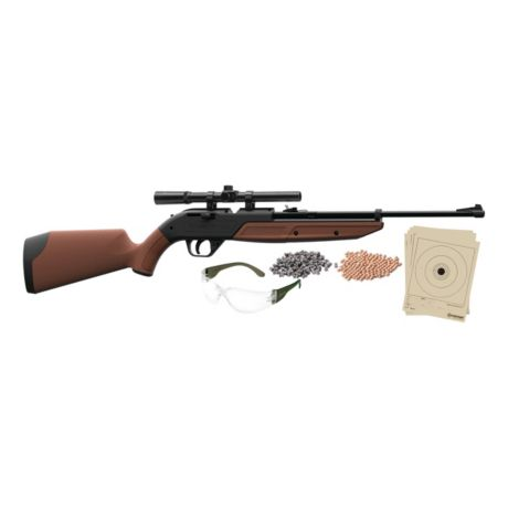 Crosman® Pumpmaster 760 Air Rifle w/BB/Pellet Kit