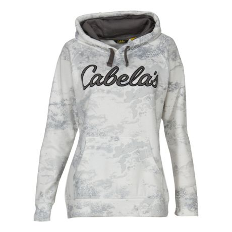 Cabela's Women's Game Day Hoodie II - Cabela's O2™ Octane Snow
