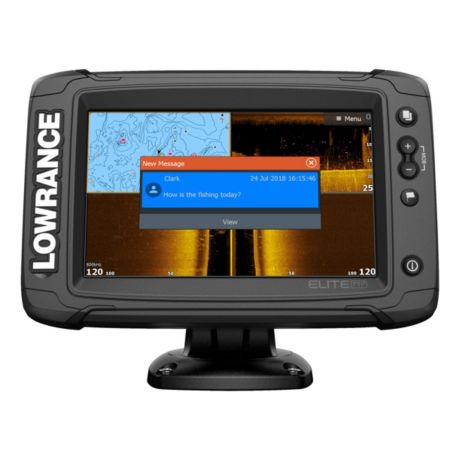 Lowrance® Elite-7 Ti² 3 in 1 with Nav+