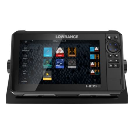 Lowrance® HDS LIVE 9 Fishfinder/Chartplotter with Active Imaging 3-in-1
