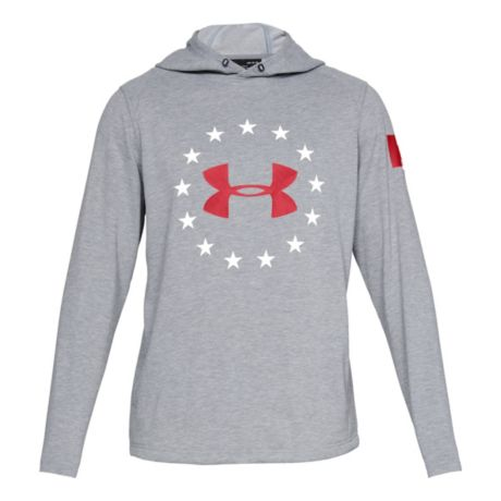 Under Armour® Men's Freedom Canada Tech Terry Hoodie