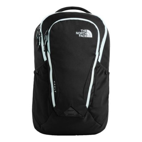 The North Face® Women's Vault Daypack - Black/Origin Blue