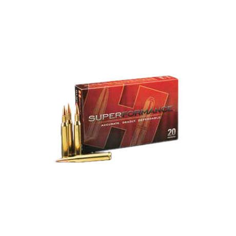 Hornady Superformance SST Rifle Ammunition