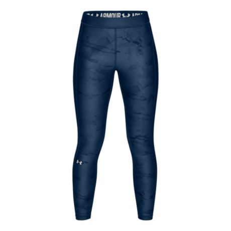 Under Armour® Women's Tide Chaser Leggings - Petrol Blue