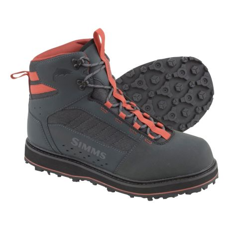 Simms® Men's Tributary Rubber Sole Wading Boot