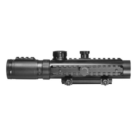 Barska 1-3X30mm IR Multi Rail Electro Sight