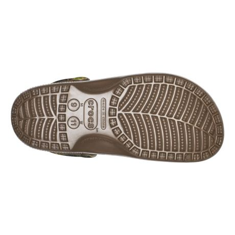 Crocs® Men's Classic TrueTimber® Kanati Clogs - sole
