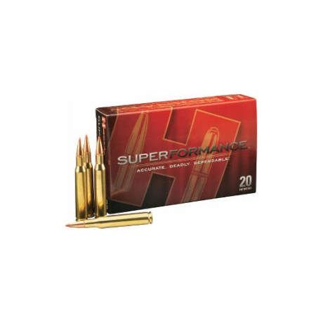 Hornady Superformance GMX Rifle Ammunition