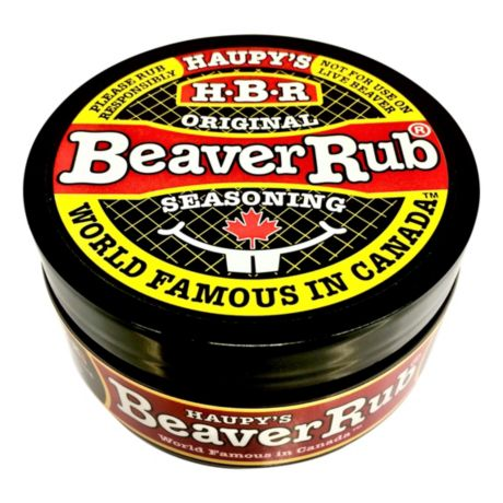 Haupy's Beaver Rub Seasoning