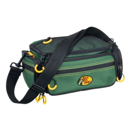 Bass Pro Shops® Advanced Anglers™ II Tackle Bags with Boxes - Small