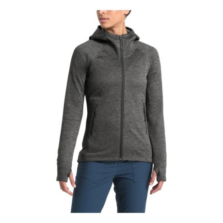The North Face® Women's Canyonlands Hoodie - TNF Dark Grey Heather