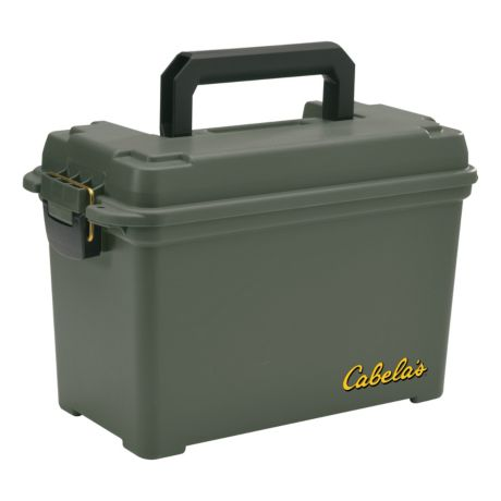 Cabela's Dry-Storage Ammunition Box
