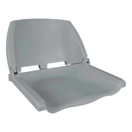 Bass Pro Shops® Folding Moulded Boat Seats - Grey