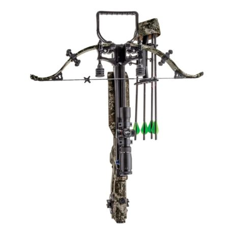 Excalibur Assassin 360 Strata Crossbow Package - overhead view