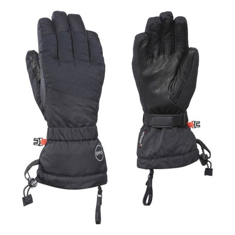 Kombi® Women's La Fidele PRIMALOFT® Gloves - Black
