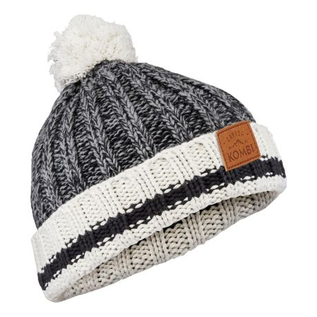 Kombi® Men's Camp Knit Toque - Black