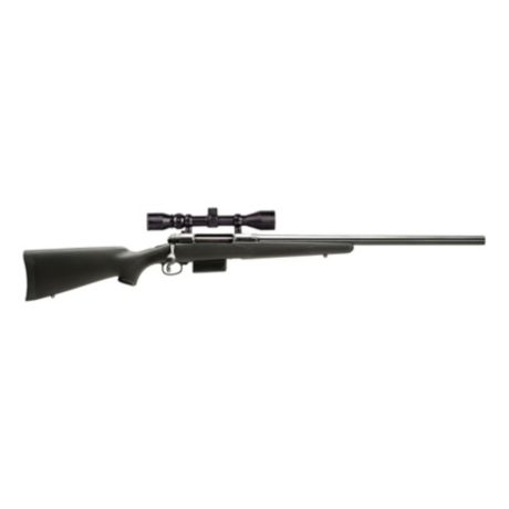 Savage 220 XP Bolt-Action Slug Shotgun Combo with Scope