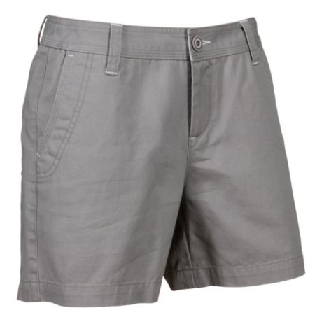Natural Reflections® Women's Spring Valley Shorts - Frost Grey
