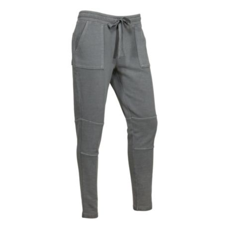 Natural Reflections® Women's Terry Jogger Pants - Frost Grey