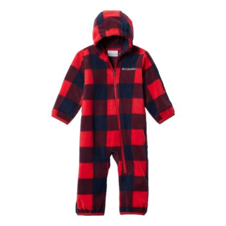 Columbia™ Infants' Snowtop™ II Bunting - Mountain Red Check