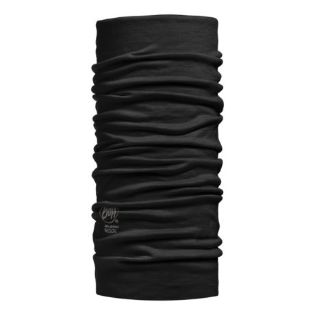 Buff® Unisex Lightweight Merino Wool Buff - Black