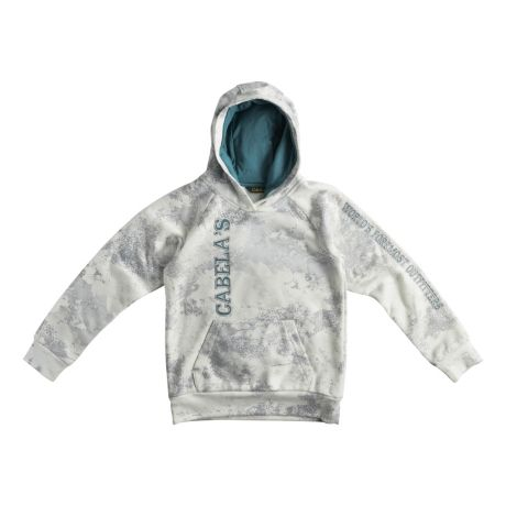 Cabela's Girls' Opening Day Hoodie III - Cabela's O2™ Snow