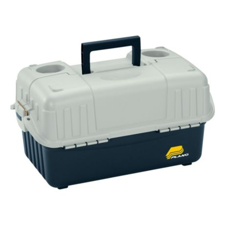 Plano® Magnum HipRoof Tray Tackle Box
