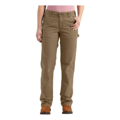 Carhartt® Women's Original Fit Crawford Pant - Yukon